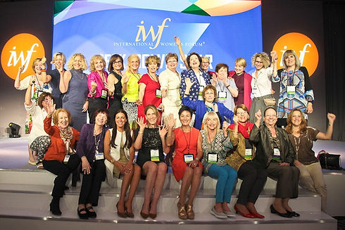 Conference Photography IWF Israel members