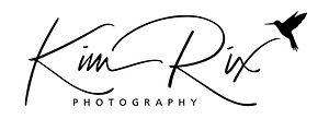 kim rix photography logo