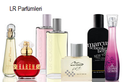 LR parfümleri Ankara