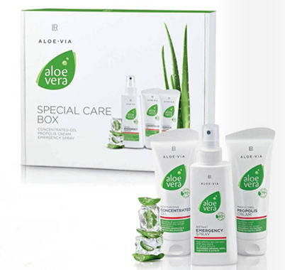 LR Aloe Vera Box