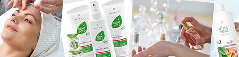 LR Aloe Vera Ürünleri