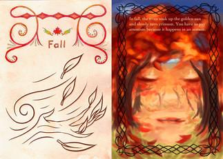 Fall Spread