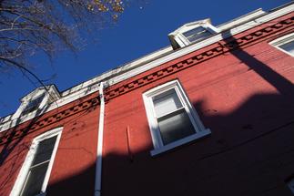 Red Bricks and Blue Skies