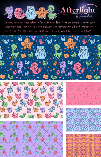 Afterlight Pattern Collection