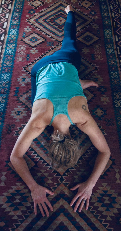 Yin Yoga og meditasjon