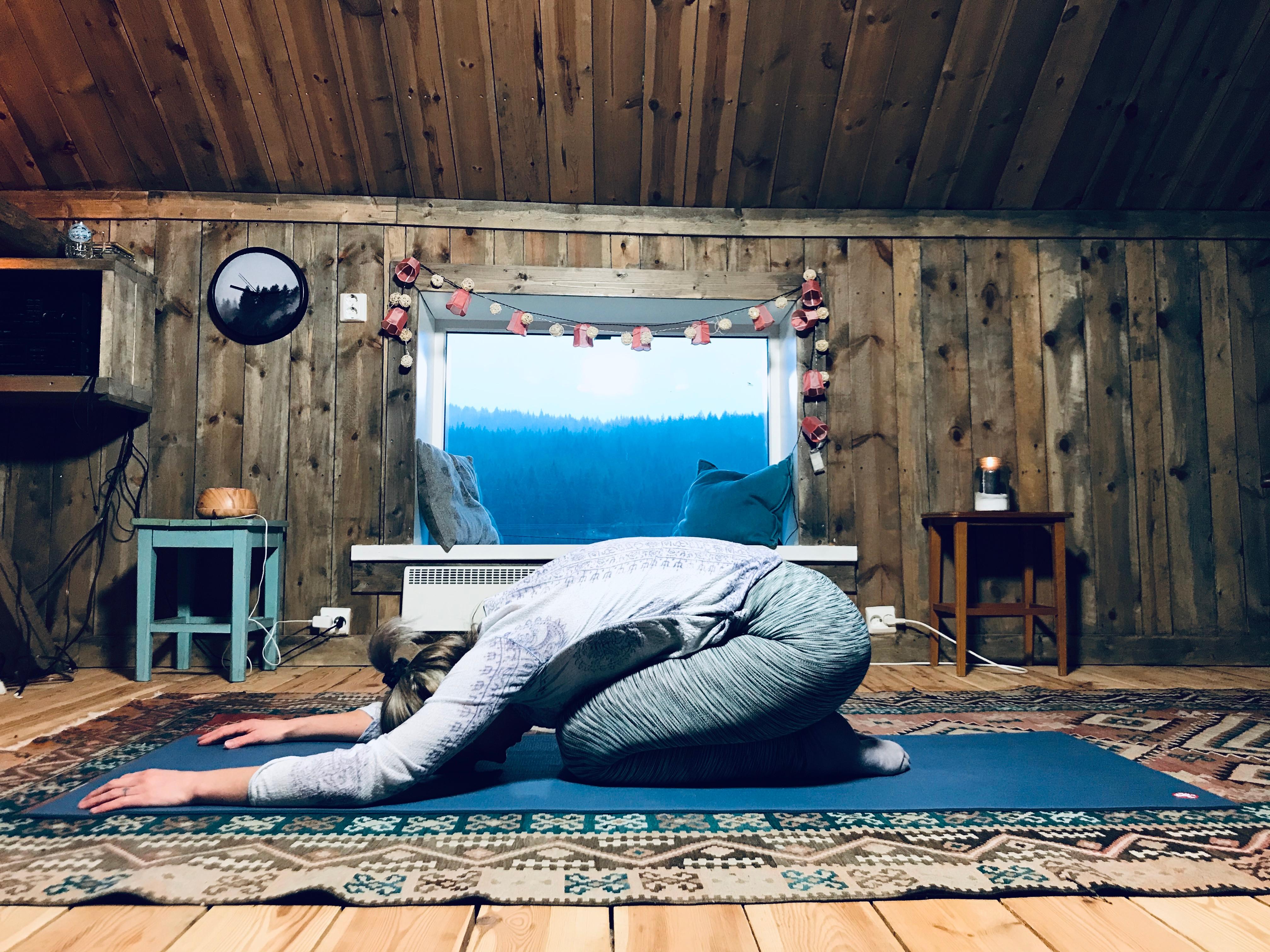 Rolig Yoga