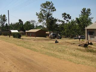 The Church at Sibanga