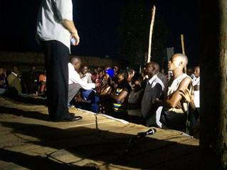 Uganda Mission - Wednesday 27 May 2015