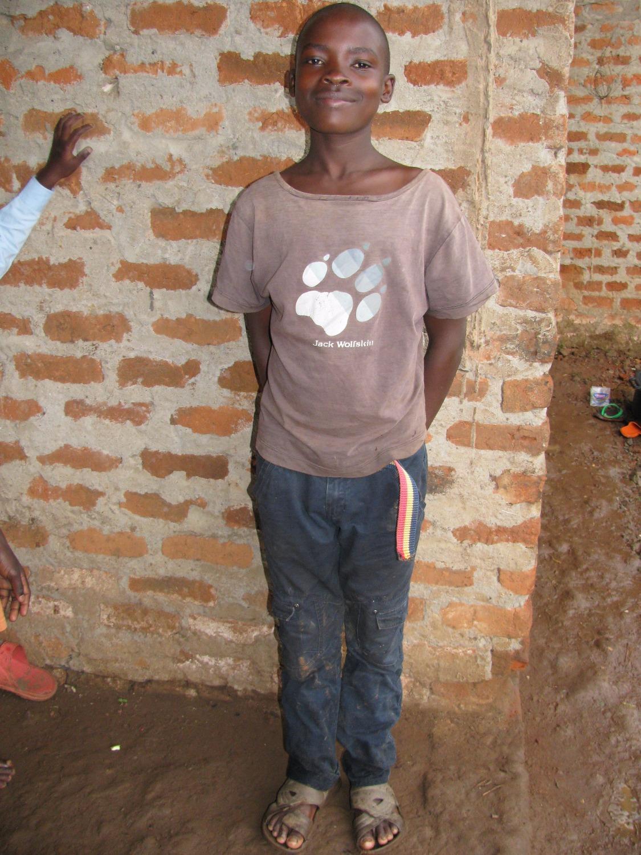 Emma Mukisa - 7 years