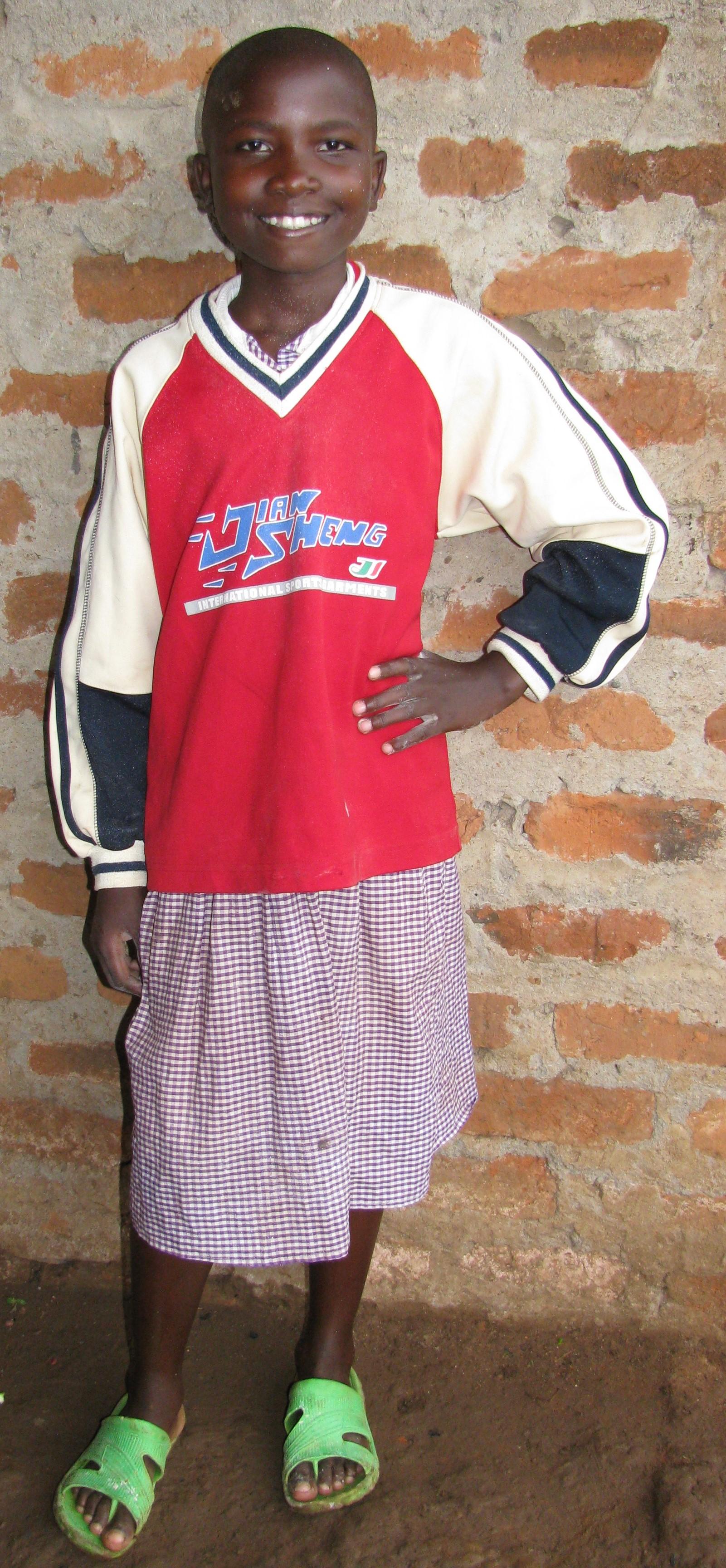 Robinah Teresa - 11 years