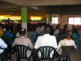 Lunch Hour Fellowship, Mbale