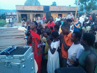 More Salvations in Mahyoro