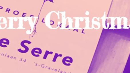 Kerstboodschap van Proeflokaal de Serre