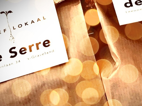 Afhalen bij Proeflokaal de Serre | 27, 28 en 29 november