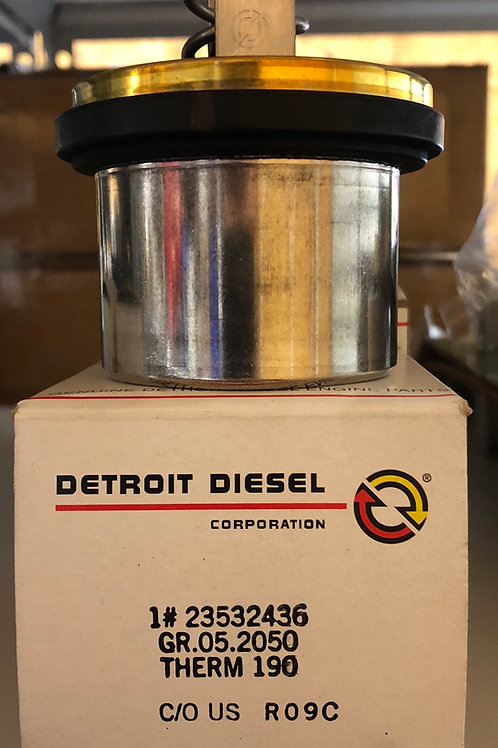 *NEW* DETROIT DIESEL SERIES 60 THERMOSTAT 190 DDE 23532436