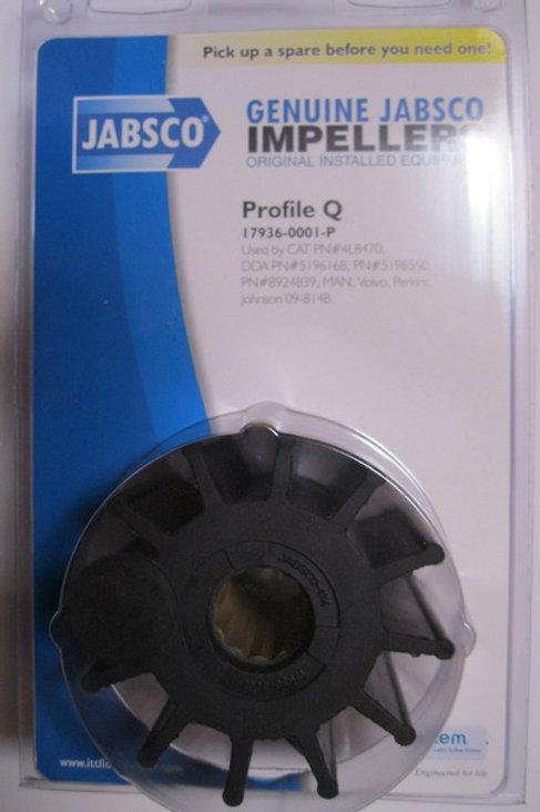 Jabsco Impeller 17936-0001-P