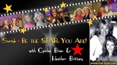 The Mother/Daughter Dynamic Duo, Cynthia Brian and Heather Brittany host an awarding winning radio broadcast