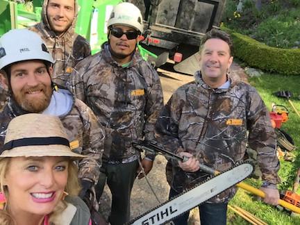 Dead Wood crew