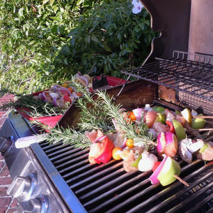 7-28-21 Summer Perennials, Stay Cool, Preventing Food Poisoning