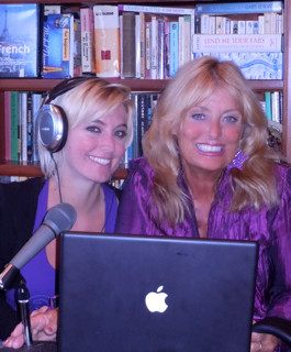 Heather Brittany & Cynthia Brian on Air