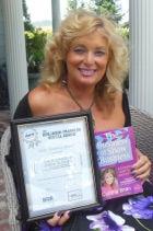 New York Times award winning author, Cynthia Brian