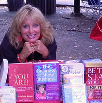 New York Times best selling author and empowerment architect, Cynthia Brian
