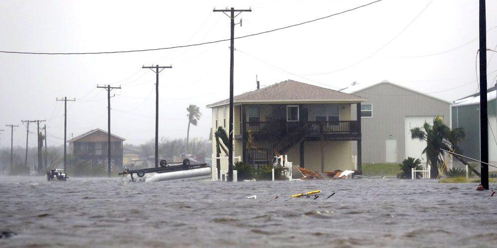 The Damage of Hurricane Harvey