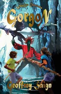 Gorgon by Geoffrey Saign