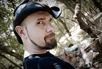 Crytozoologoist, Ken Gerhard