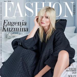 11-22-20 Fashion, Acting, and Modeling with SuperModel, Eugenia Kuzmina