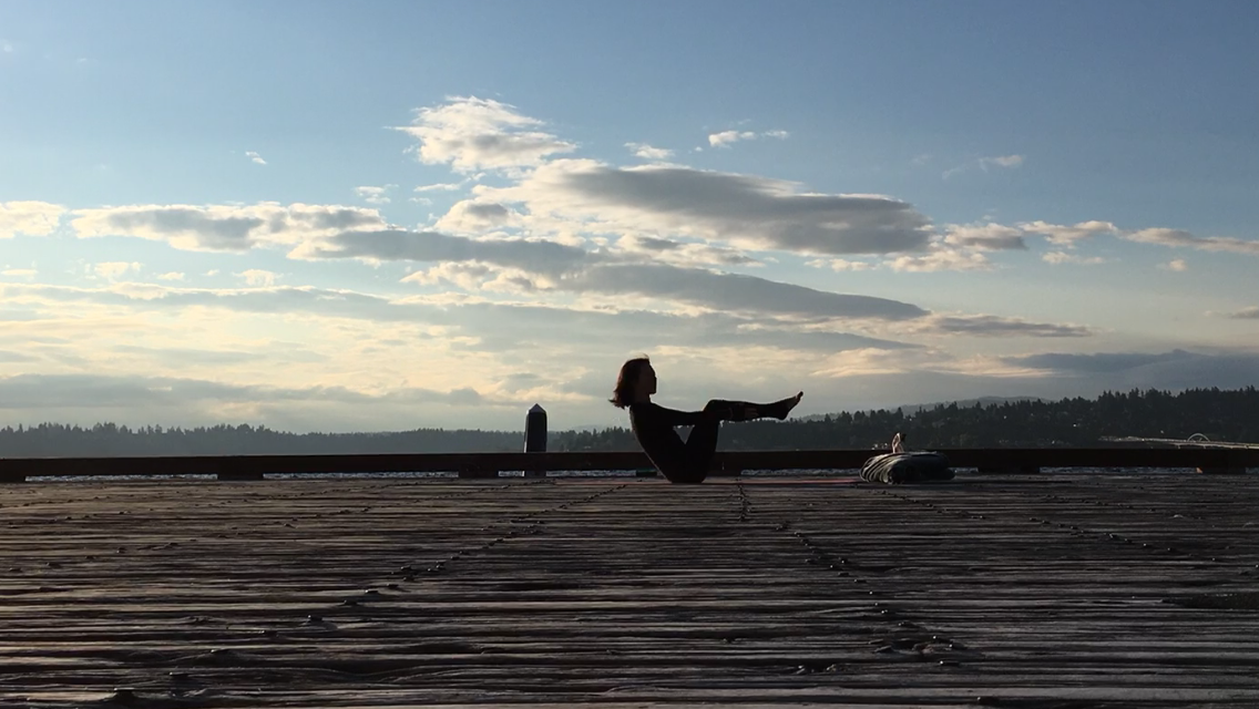 (PAST) Yoga On The Dock