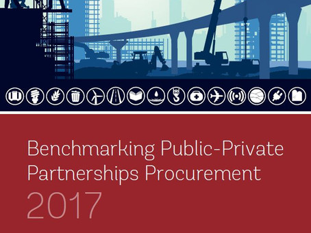 Nobles contributes to the World Bank research on Public-Private Partnerships Procurement