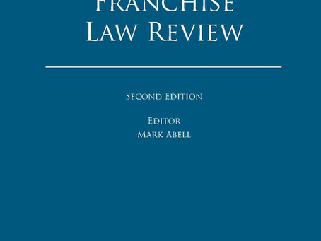 The Franchise Law Review: Ukraine Chapter