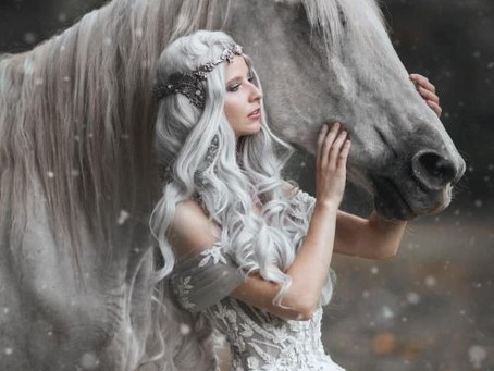 Horses and the Power of the Feminine