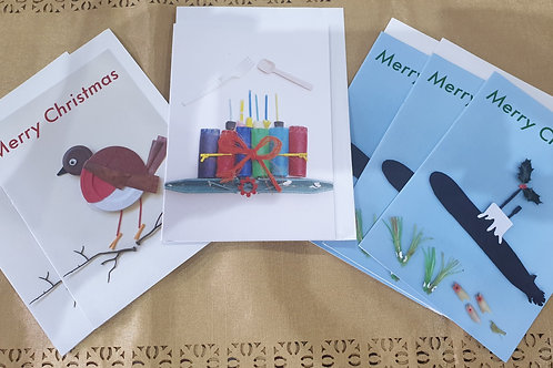 Christmas card bundle 2