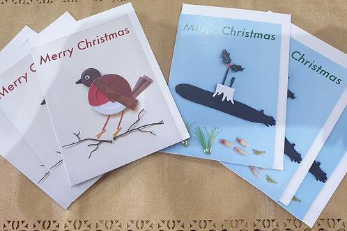 Christmas card bundle 1