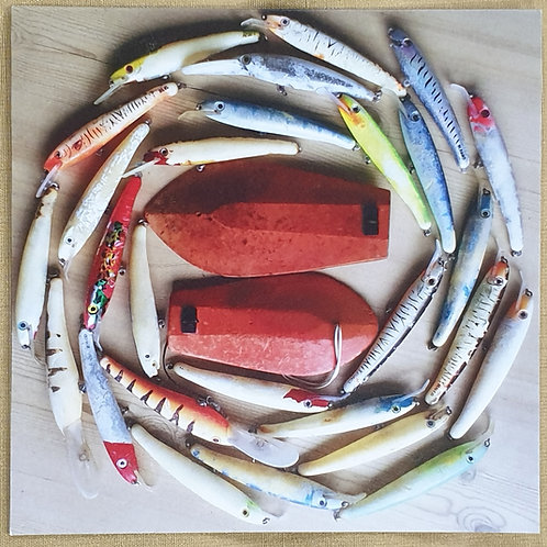 Card - Fishing lures