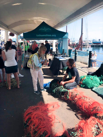 Torbay Cleaner Coasts Initiative launch