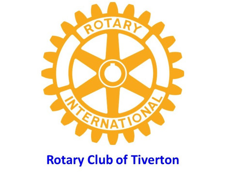 Rotary Club of Tiverton & Simon Reeve make for a successful fundraising event