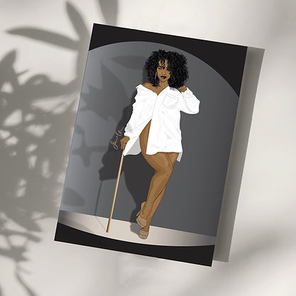 Ebony Queen
