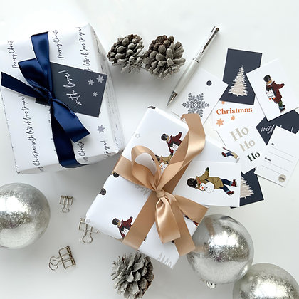 Gift Wrappers Delight!