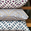 Thumbnail: Mauve Geometric Print Cushion Cover