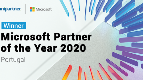 2020 Microsoft Partner of the Year Portugal
