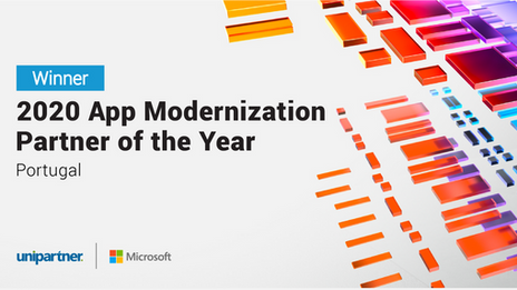 2020 App Modernization Partner of the Year
