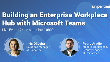 Building an Enterprise Workplace Hub with Microsoft Teams