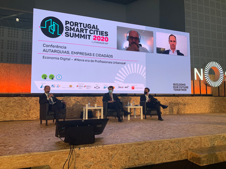 Portugal Smart Cities Summit 2020