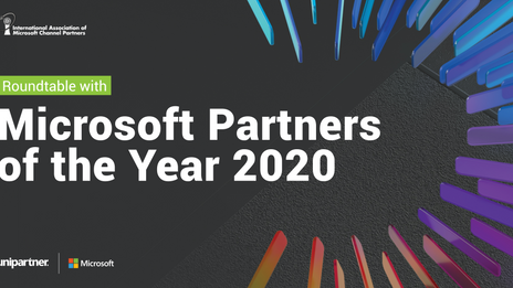 IAMCP Global - Roundtable with Microsoft Partner of the Year winners
