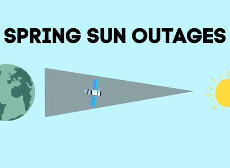 Spring Sun Outages