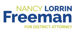 Lorrin Freeman for District Attorney