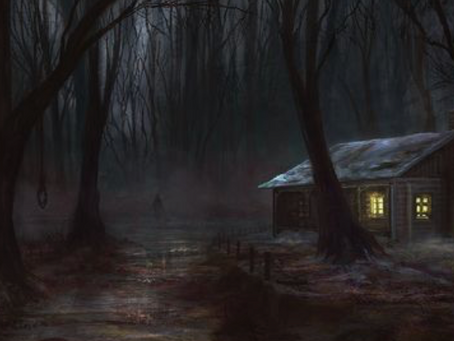 The House at Wood End (Short Story!)